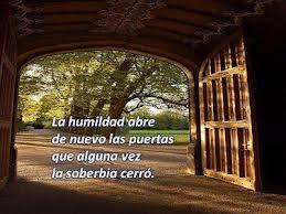 HUMILDAD Y SERVICIO
