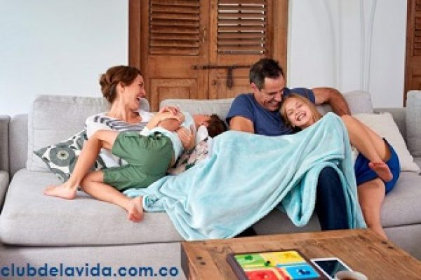 CONVIVIR EN FAMILIA - REGLAS