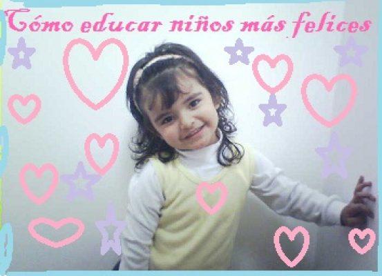 EDUCAR NIÑOS MÁS FELICES - VALEN