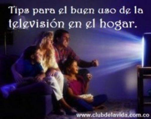 FAMILIA Y TV
