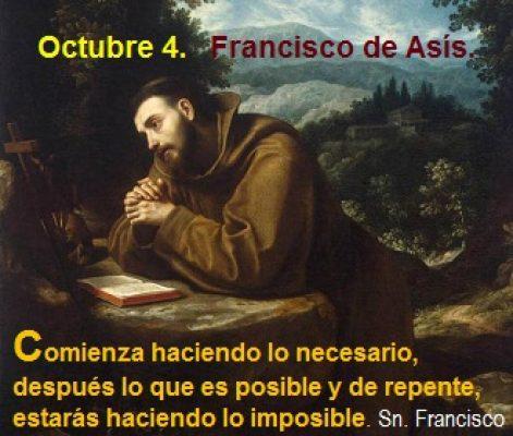 FRANCISCO DE ASÍS 2