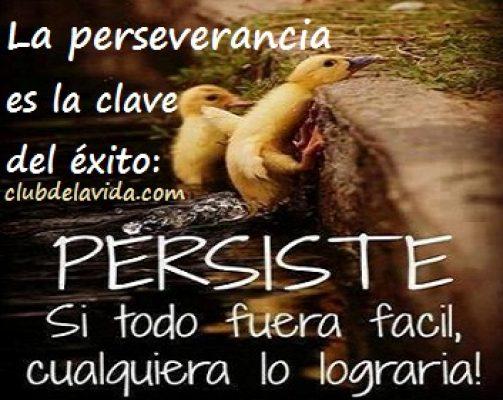 PERSEVERANCIA 2